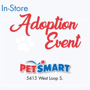 Petsmart Adopt Graphic